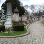 Père Lachaise panorama