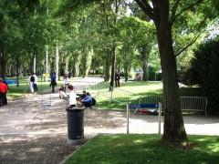 parken-i-mitten-av-banan