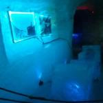 Inside Mer de Glace
