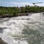 Ivrea kayak slalom bottom