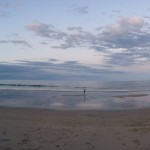 Papamoa domain beach